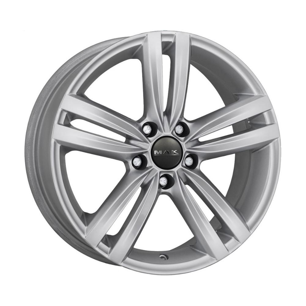 Купить Sachsen W 6.5x16/5*112 D57.1 ET33 Silver, Диск литой MAK