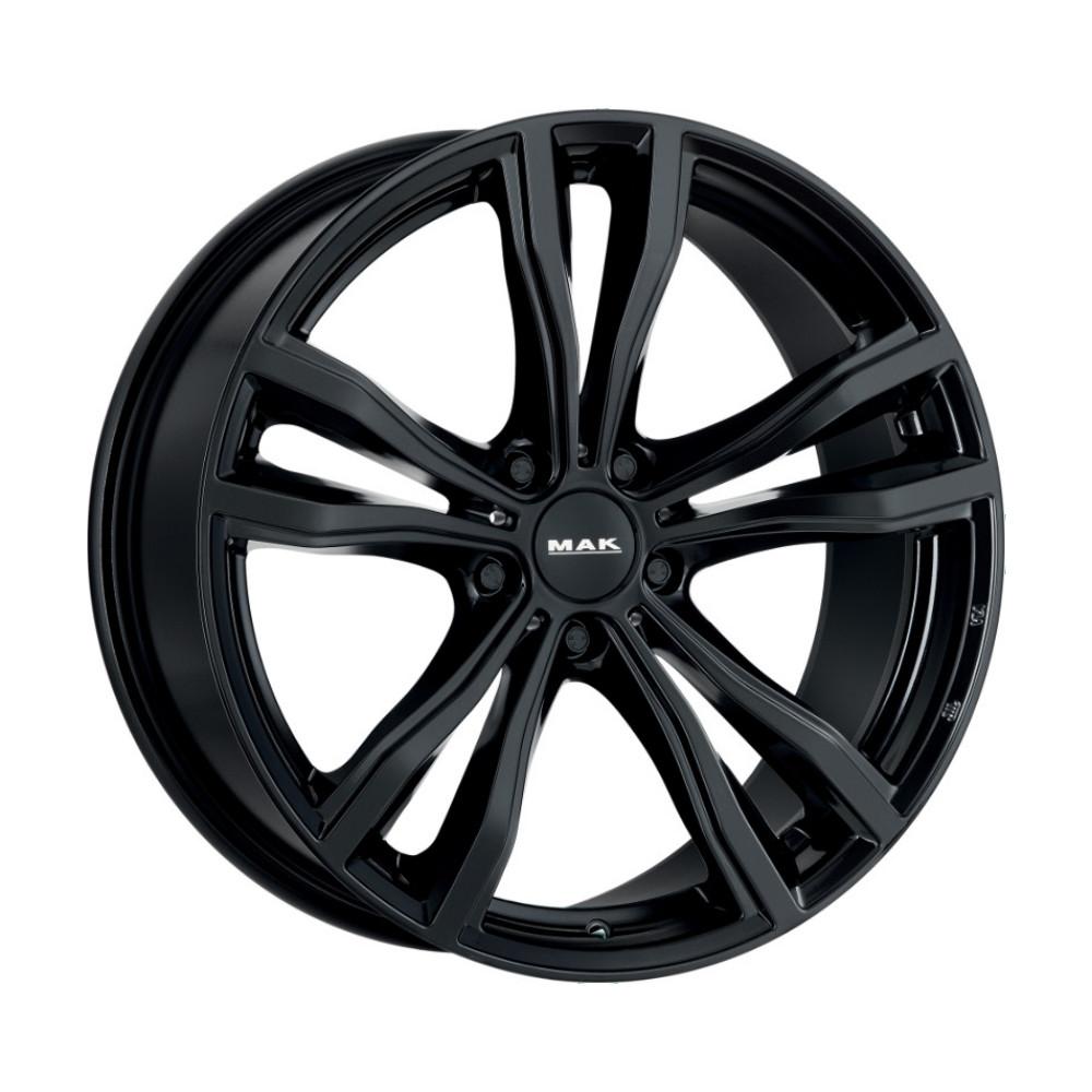 Купить X-Mode 9x19/5*120 D74.1 ET37 Gloss Black, Диск литой MAK