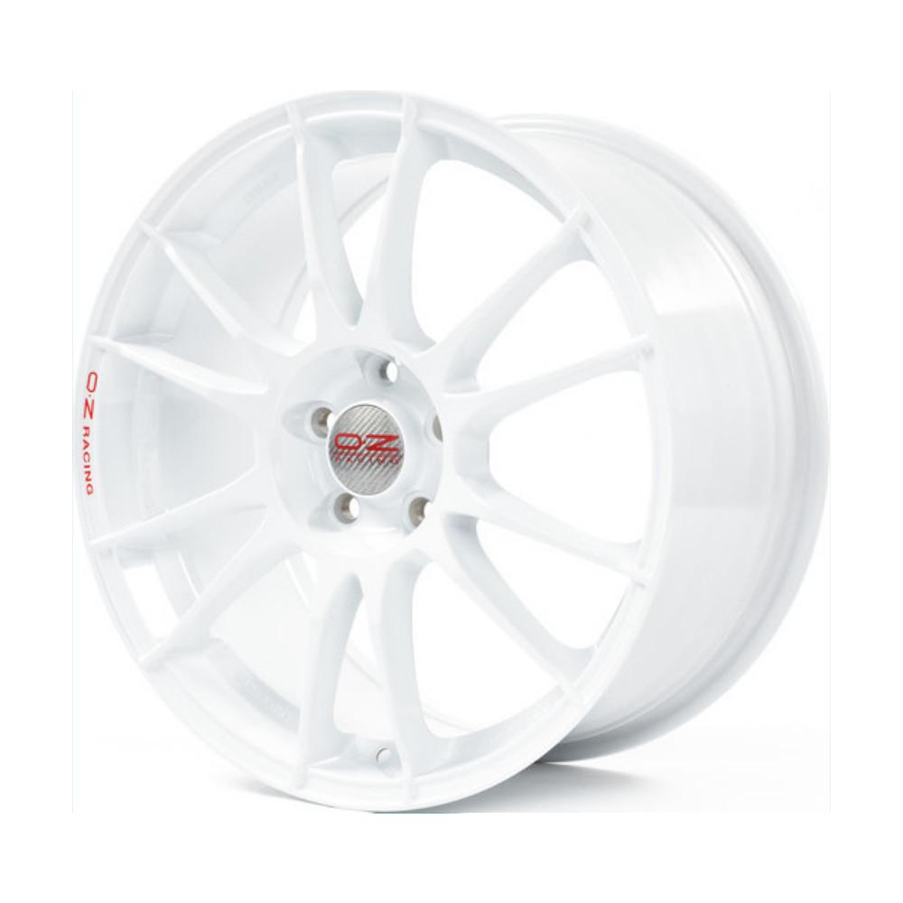 Купить Ultraleggera 8x18/5*100 D68 ET48 Matt Black, Диск литой OZ Racing