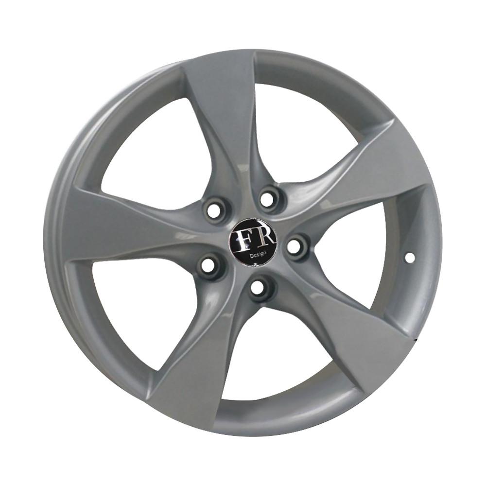Купить Opel OPL597 7x17/5*105 D56.6 ET42 Silver, Диск литой Replica FR