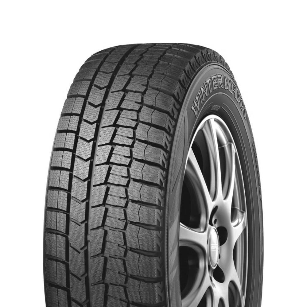 Купить Winter Maxx WM02 195/65 R15 91T, Зимние шины Dunlop