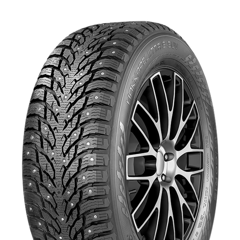 Купить Hakkapeliitta 9 SUV XL Run Flat 225/60 R18 104T, Зимние шины Nokian