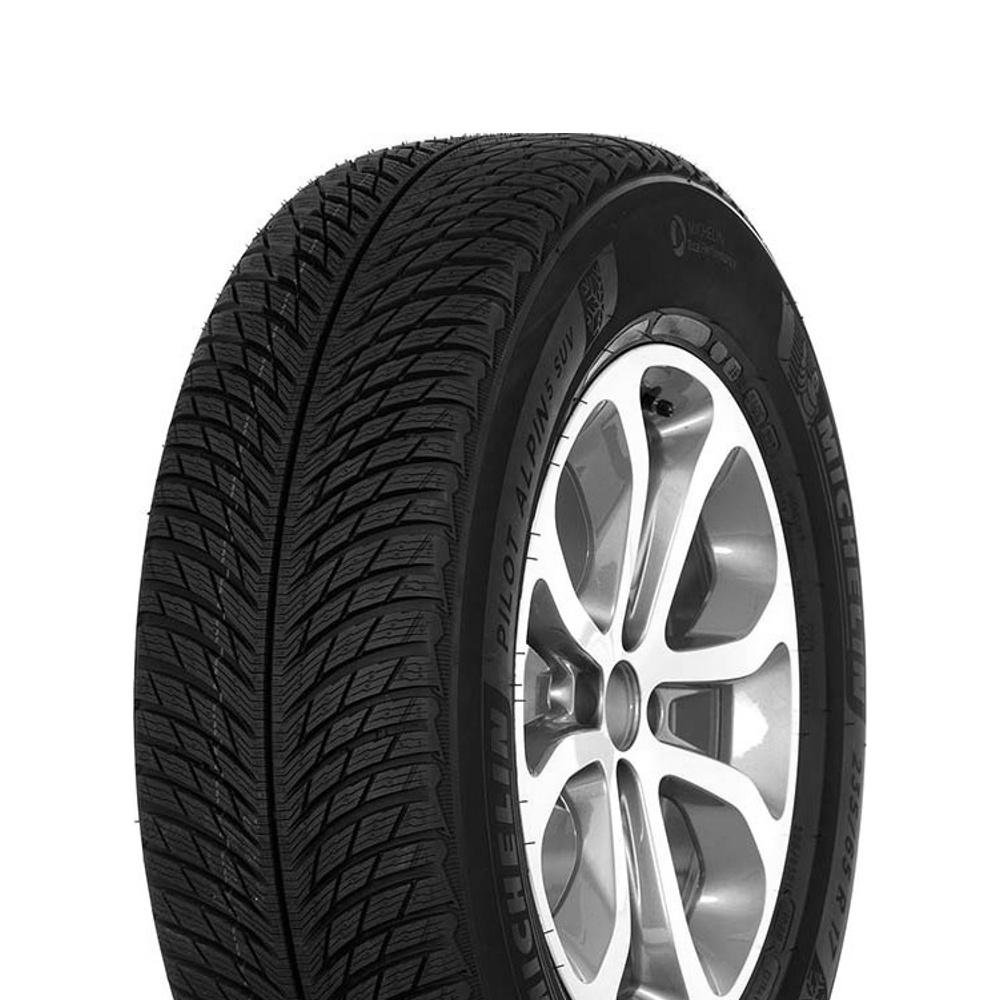 Купить Pilot Alpin 5 SUV 235/65 R17 104H, Зимние шины Michelin
