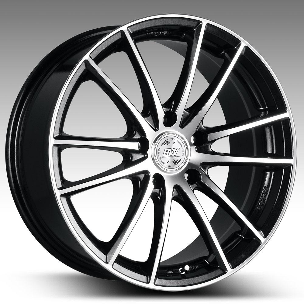 Диск литой Racing Wheels