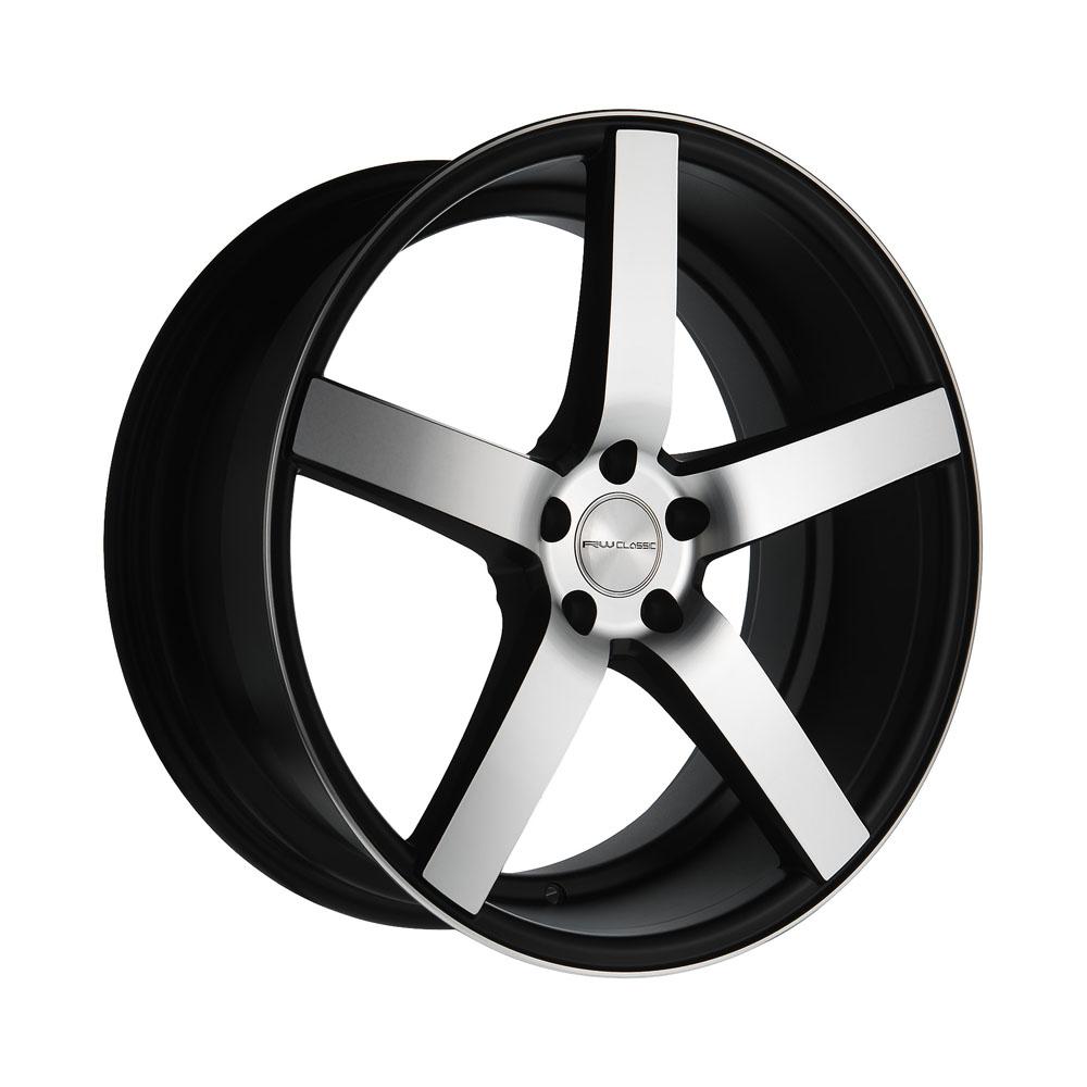 Купить H-787 8x18/5*114.3 D67.1 ET35 DMGM F/P, Диск литой Racing Wheels