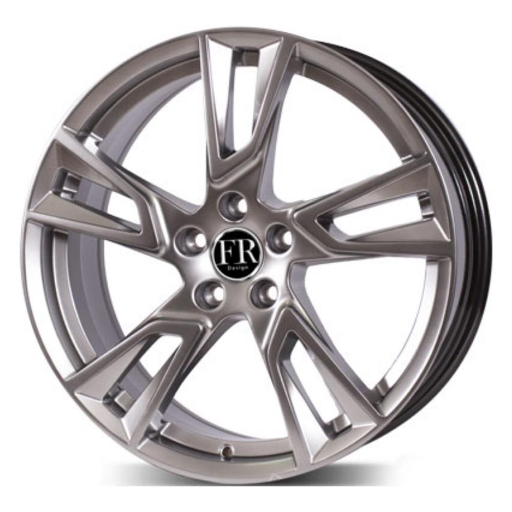 Купить Ford FD1013 7.5x18/5*108 D63.4 ET50 HB, Диск литой Replica FR