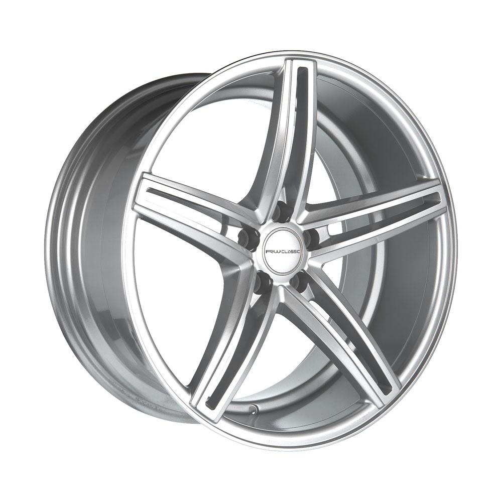 Купить H-583 8x18/5*112 D66.6 ET35 DB F/P, Диск литой Racing Wheels