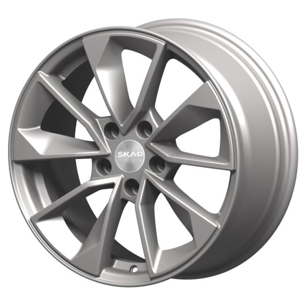 Купить KL-299 (Nissan Qashqai) 7x17/5*114.3 D66.1 ET40 Селена, Диск литой СКАД