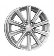 КиК Toyota Camry V5 (КС624) 7x17 PCD5x114.3 ET45 Dia60.1 Silver