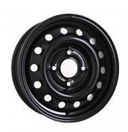SANT Volkswagen J56051125 6x15 PCD5x112 ET37 Dia57.1 Black