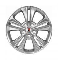 RepliKey Hyundai Creta RK 30277NW 6.5x17 PCD5x114.3 ET48 Dia67.1 GMF