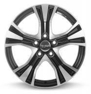 КиК Nissan Teana (КС673) 7x17 PCD5x114.3 ET45 Dia66.1 Алмаз-черный