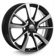 КиК Toyota Camry (КС699) 7x17 PCD5x114.3 ET45 Dia60.1 Алмаз-черный