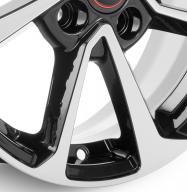 Remain Hyundai Solaris (R105) 6x15 PCD4x100 ET46 Dia54.1 Алмаз-черный
