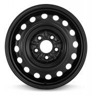 TREBL X40054 Hyundai 6x16 PCD5x114.3 ET43 Dia67.1 Black